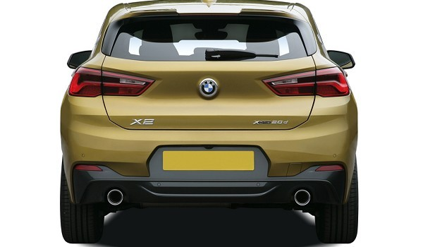 BMW X2 Hatchback sDrive 18d SE 5dr Step Auto