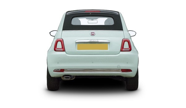 Fiat 500 500C Convertible 1.2 Pop 2dr Dualogic