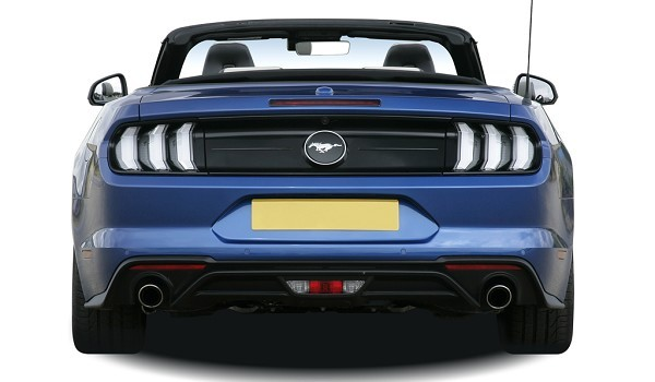 Ford Mustang Convertible 5.0 V8 GT [Custom Pack 4] 2dr