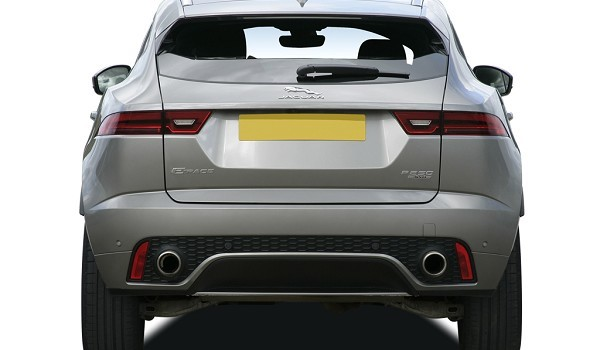 Jaguar E-Pace Estate 2.0d [180] HSE 5dr Auto