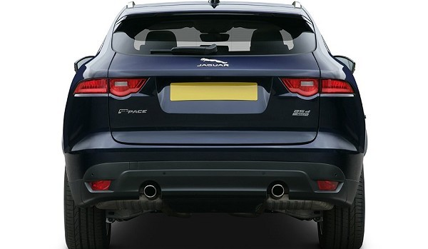 Jaguar F-Pace Estate 3.0d V6 S 5dr Auto AWD
