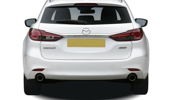 Mazda 6 Mazda6 Tourer 2.5 GT Sport Nav+ 5dr Auto