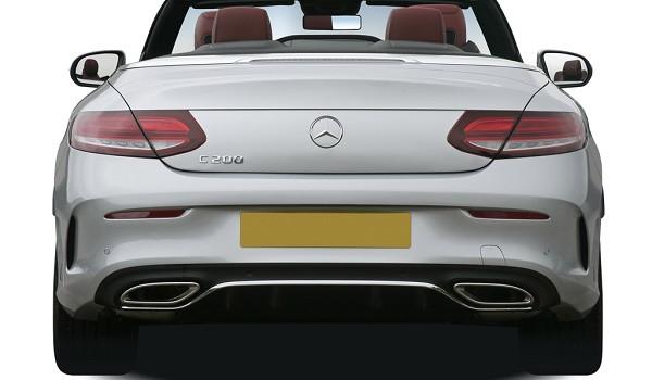 Mercedes-Benz C Class Cabriolet C220d 4Matic AMG Line 2dr 9G-Tronic