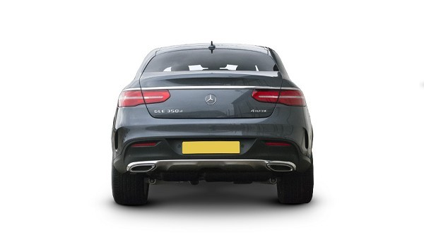 Mercedes-Benz GLE Coupe GLE Coupe GLE 350d 4Matic AMG Night Edition 5dr 9G-Tronic