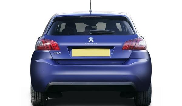 Peugeot 308 Hatchback 1.5 BlueHDi 130 Allure 5dr