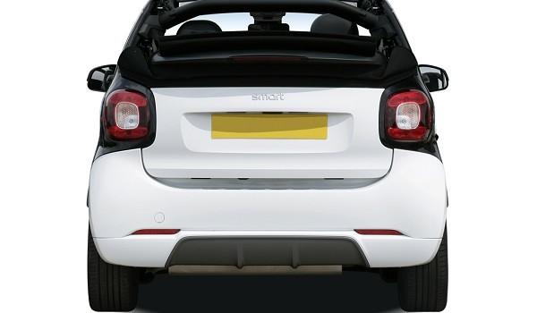 Smart Fortwo Cabrio Fortwo Cabrio 1.0 Prime Sport Premium 2dr Auto