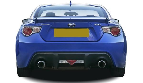 Subaru BRZ Coupe 2.0i SE Lux [Nav] 2dr