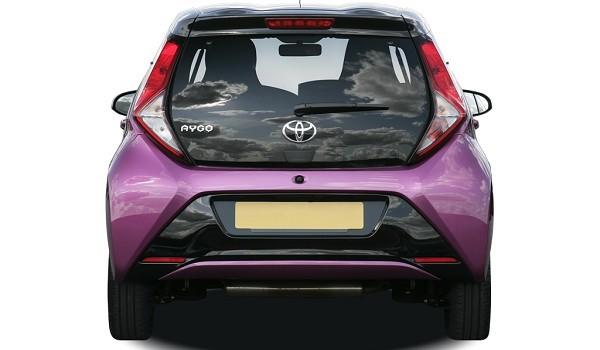 Toyota Aygo Hatchback 1.0 VVT-i X-Clusiv 5dr