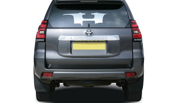 Toyota Land Cruiser SW 2.8 D-4D Utility 5dr Auto 5 Seats
