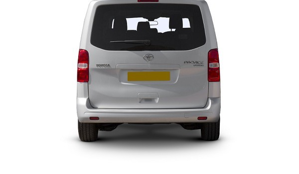 Toyota Proace Verso Estate 2.0D 180 Family Compact 5dr Auto