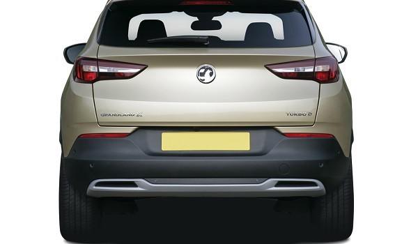 Vauxhall Grandland X Hatchback 1.2 Turbo SE 5dr