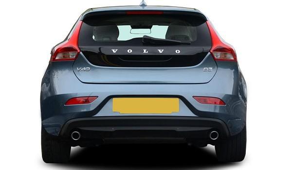Volvo V40 Hatchback D3 [4 Cyl 150] R DESIGN Nav Plus 5dr