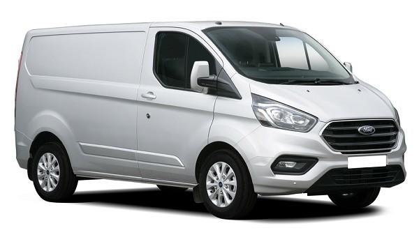 Ford Transit Custom 320 L2 FWD 2.0 EcoBlue 130ps Low Roof Kombi Trend Van