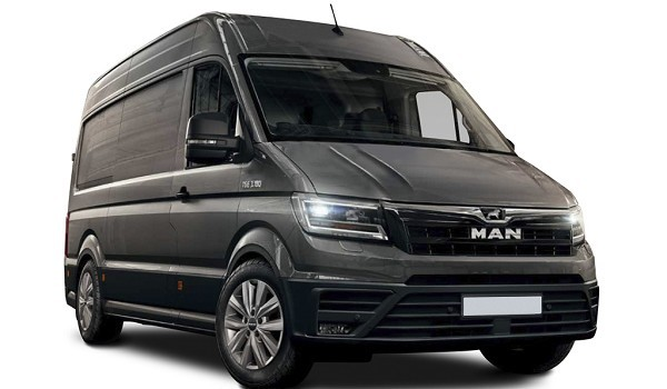 MAN TGE 2 Standard 180 BiTurbo High Roof Van