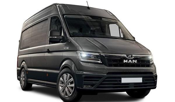 MAN TGE 3 Standard 140 Van