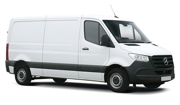 Mercedes-Benz Sprinter 314Cdi L4 RWD 3.5t H3 Van