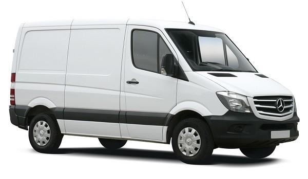 Mercedes-Benz Sprinter 316Cdi Medium 3.5t Van 4x4