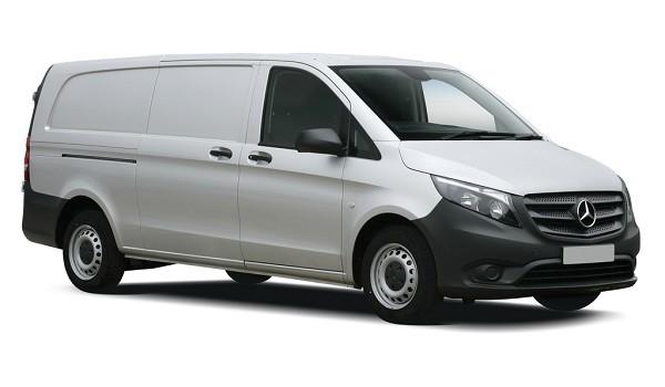 Mercedes-Benz Vito L3 RWD 114CDI Progressive Van