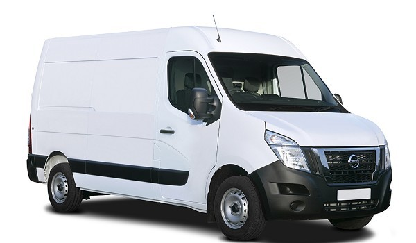 Nissan Nv400 F35 L3 2.3 dCi 150ps H1 Acenta Double Cab Chassis