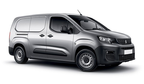 Peugeot Partner Long 950 1.5 BlueHDi 100 S Van