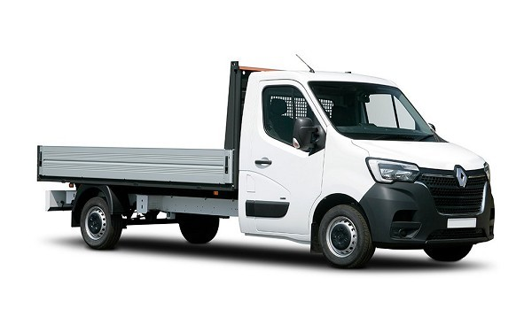 Renault Master Mwb 4X4 ML35dCi 130 Business Low Roof Dropside