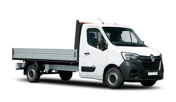 Renault Master Mwb RWD MLL35 ENERGY TWdCi 145 Business L/R D/Cab Dropside