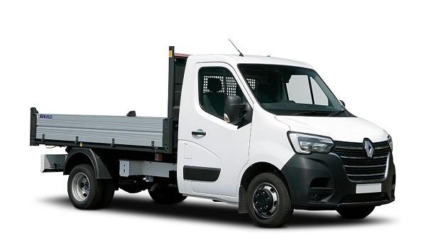 Renault Master Mwb RWD MLL35 ENERGY TWdCi 145 Business L/Rf D/Cab Tipper