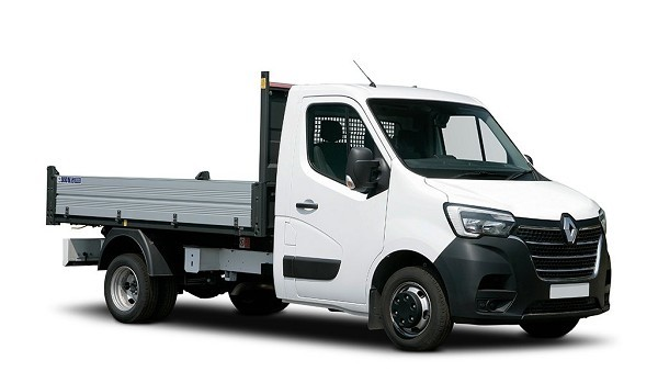 Renault Master Mwb RWD MLL35TWdCi 130 Business Low Roof D/Cab Tipper
