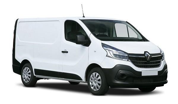 Renault Trafic Lwb LL30 ENERGY dCi 120 Business Crew Van