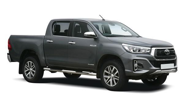 Toyota Hilux Hilux Icon D/Cab Pick Up 2.4 D-4D Auto [3.5t Tow]
