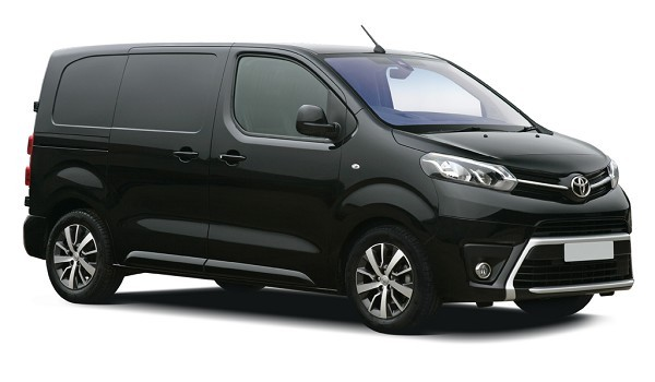 Toyota Proace Medium 2.0D 120 Icon Crew Van Premium