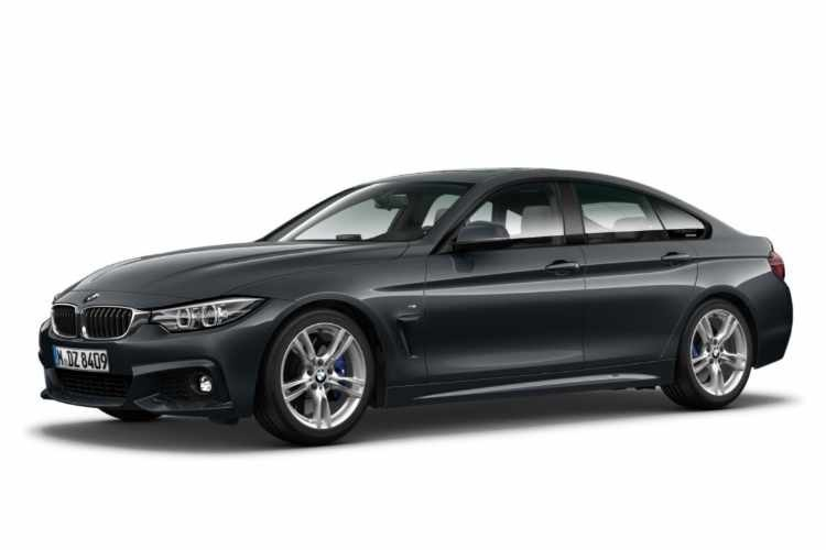 BMW 4-Series Gran Coupe Leasing