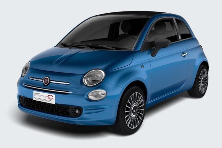 Fiat 500c Leasing