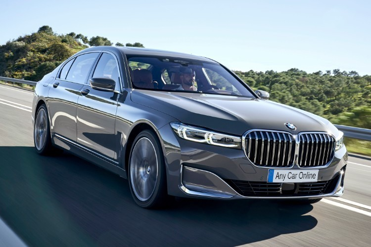 BMW 7 Series Lease