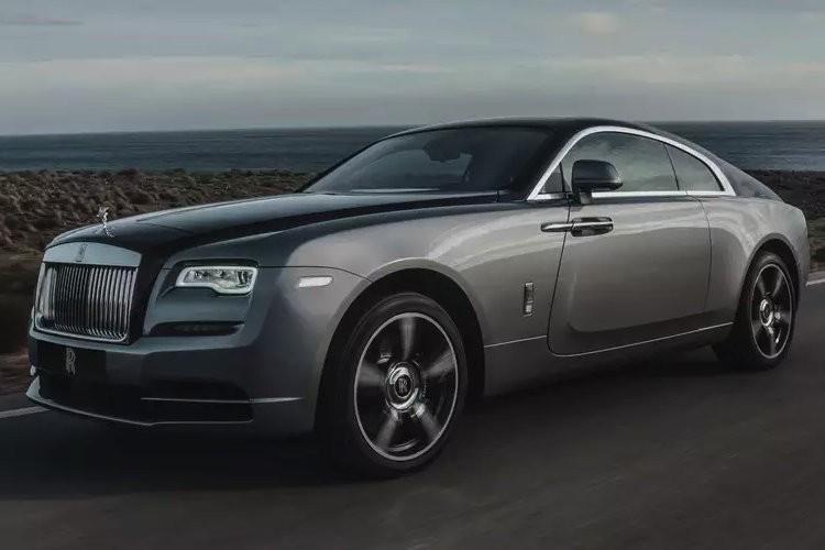 Rolls Royce Wraith Leasing