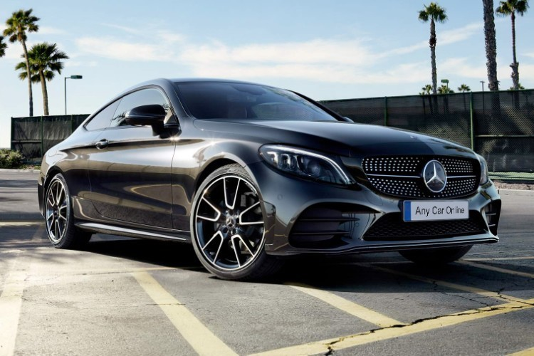 Mercedes C-Class Coupe Leasing