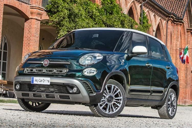 Fiat 500L Leasing