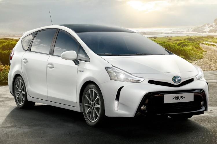 Toyota Prius+ Leasing