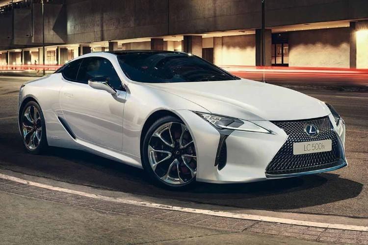 Lexus LC Lease