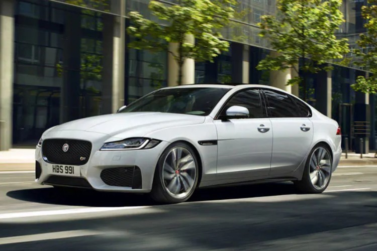 Jaguar XF Lease