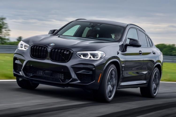BMW X4 M Lease