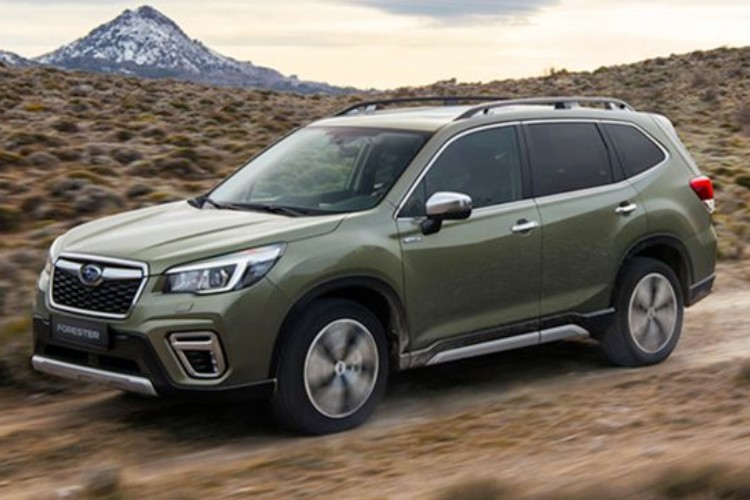 Subaru Forester Leasing