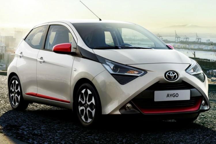Toyota Aygo Leasing
