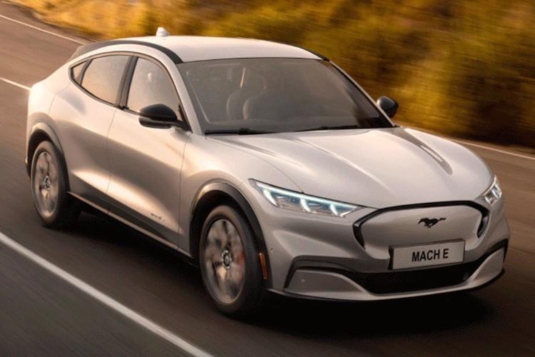 Ford Mach E Leasing