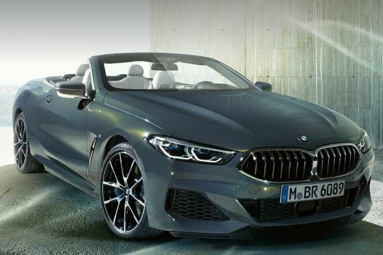 BMW 8-Series Convertible Leasing