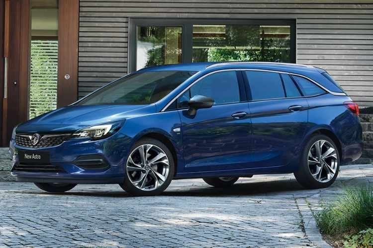 Vauxhall Astra Sports Tourer Leasing