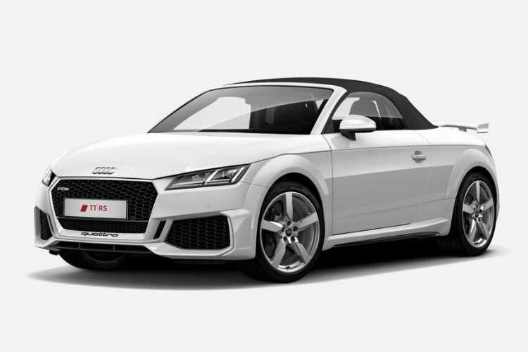 Audi TTRS Convertible Leasing
