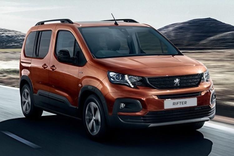 Peugeot Rifter Lease