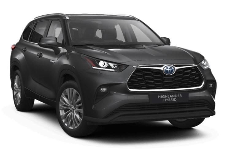 Toyota Highlander Leasing