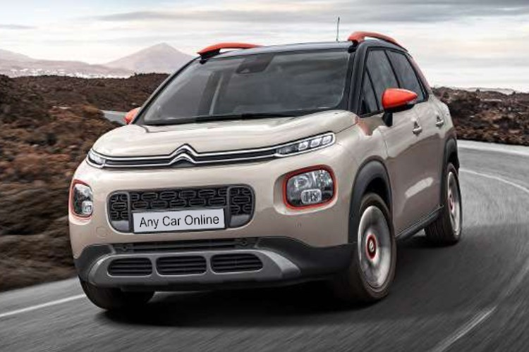 Citroen C3 Aircross Leasing